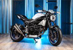 SV650 valter Motorcycles