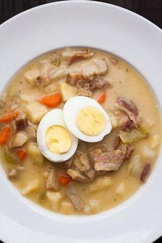 Polish Easter Soup (Zurek)   The Domestic Man