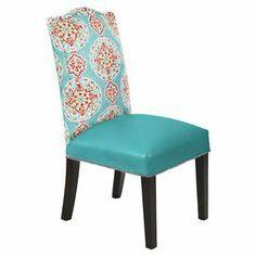 Mirage Side Chair in Espresso