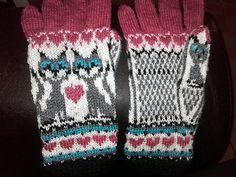 Ravelry: Kiskis Gloves pattern by Natalia Moreva