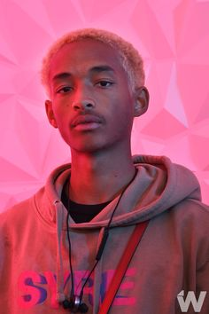 """Jaden Smith, """"Skate Kitchen"""" Photographed by Irvin Rivera for TheWrap at the Acura Studios"""