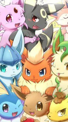 Happy and cool pokemon Pokemon Go, Pokemon Memes, Pokemon Fan Art, Pokemon Manga, Pokemon Fusion, Eevee Wallpaper, Cute Pokemon Wallpaper, Pokémon Kawaii, Pokemon Mignon
