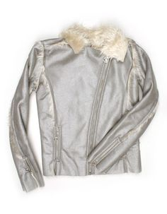 Zilveren jas Lammy - Kik*Kid