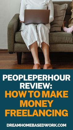 Have marketable skills in any field? Earn money as a freelancer! Complete jobs or projects via online marketplaces. PeoplePerHour is a trusted site for freelancers similar to Upwork and Elance…