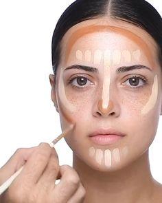Smoke Eye Makeup, Nose Makeup, Black Smokey Eye Makeup, Makeup Beauty Box, Eyebrow Makeup Tips, Makeup Tutorial Eyeliner, Eye Makeup Steps, Eye Makeup Art, Contour Makeup