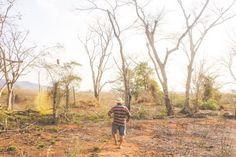 Há algo de incomum nos céus de Vila Nova de Campos e não seria deste mundo, pelo menos segundo moradores do distrito localizado ao norte do município.
