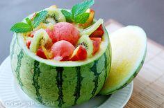 Summer fruit summer food fruit tropical healthy food ideas. How cuteee !