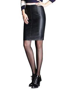 732b4d8f82 40 Best Mini&Pencil skirts images in 2017 | Mini pencil skirt, Sexy ...