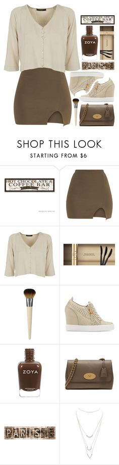 """today i will wear a smile"" by grozdana-v ❤ liked on Polyvore featuring Weekend Max Mara, Giuseppe Zanotti, Mulberry, Leftbank Art and Charlotte Russe"