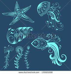 Sea life! X﹏X
