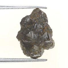 Genuine Diamond Rare Raw Rough Loose Diamond 2.97 Ct REDDISH Color