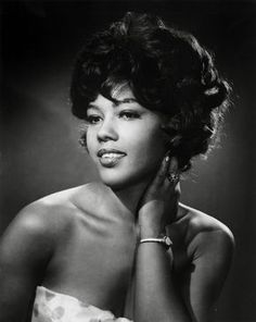 """Ja'Net DuBois is shown in 1964 at the time she shared the Broadway stage with none other than Sammy Davis in """"Golden Boy."""" The Brooklyn-born diva co-wrote and sang the theme from """"The Jeffersons"""" and of course, you know that she was """"Willona"""" on """"Good Times"""" in the 1970s. She is also a co-founder (with Danny Glover and Ayuko Babu) of the Pan African Film & Arts Festival. Photo: John D. Kisch/Separate Cinema Archive/Getty Images."""