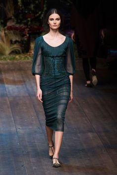 Dolce & Gabbana jesień-zima 2014/2015