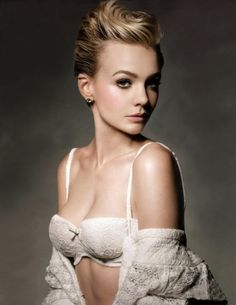 Carey Mulligan for W Magazine