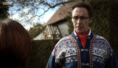 Holby City: Welcome to our beginning Guy Henry, Holby City, Swedish Style, Men Sweater, Guys, Fashion, Moda, La Mode, Men's Knits