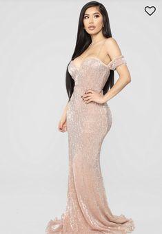 603709220ad2 Fashion Nova Prom Dresses, Fashion Outfits, Womens Fashion, Fasion, Evening  Dresses,