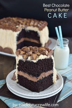 ... chocolate peanut butter cake best chocolate peanut butter cake this