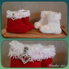 Julens babyboots 🎅