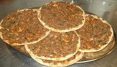 Use veggie crumbles add toasted pinenus and tomato. Drizzle with pomegranate syrup. Armenian Recipes, Lebanese Recipes, Russian Recipes, Turkish Recipes, Ethnic Recipes, Armenian Food, Vegetarian Recipes, Cooking Recipes, Yummy Recipes
