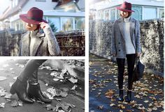 Get this look: http://lb.nu/look/7923976  More looks by Patty .: http://lb.nu/aufspitzenschuhen  Items in this look:  Asos Hat, New Look Sweater, H&M Pants   #casual #chic #classic