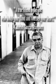 In Loving Memory Of Gabriel García Márquez