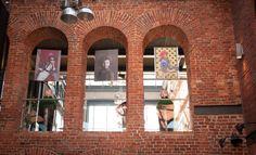 Wnętrze Atrium - budynku A
