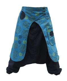 Harem Pants  Skirt   Aladdin Trousers  Afghani  Rave by manaKAmana, $49.00