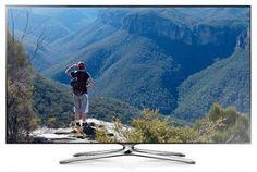 Samsung UN65F7100 65-Inch 1080p 240Hz 3D Ultra Slim Smart LED HDTV - Smart TV Black Friday 2014