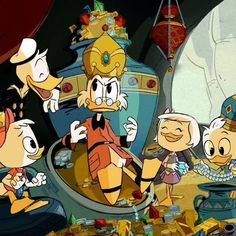 Just grab onto the new opening for @DisneyXD's #DuckTales.