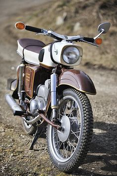 MZ ES 125 Baujahr 1963