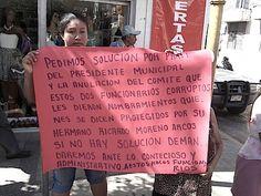 Desatiende el alcalde Mario Moreno Arcos a colonos - http://notimundo.com.mx/estados/desatiende-el-alcalde-mario-moreno-arcos-colonos/27541