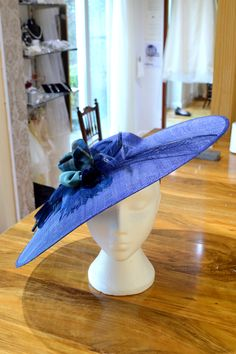 Mother of Bride or Groom. Stunning hat