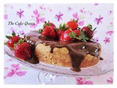 Tarta de avellanas, la receta la encuentras en mi blog: http://thecakequeenmadrid.blogspot.com.es/2014/05/reto-reposters-por-europa-tarta-suiza.html?m=1