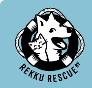 Rekku Rescue ry:n logo Tuli, Shelters, Rescue Dogs, Darth Vader, Homes, Logo, Cats, Animals, Fictional Characters