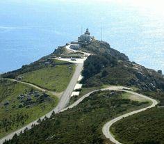 Faro de Fisterra(A Coruña,Galicia)