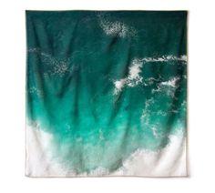 BADI CULTURE - Tropical Ocean Foulards