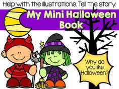 Reading Resources, Teacher Resources, Student Drawing, Halloween Books, Printed Pages, Mini Books, First Grade, Grandparents, Social Studies