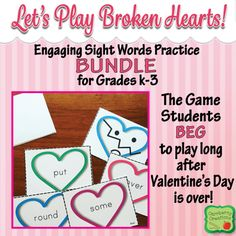 valentine's day esl games