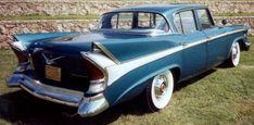 1958 Packard President Four Door Sedan