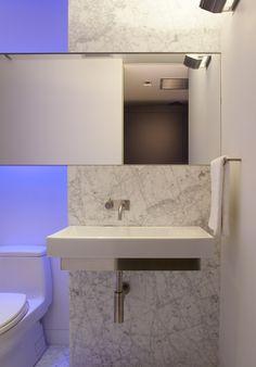 Modern Bathroom- CCS Architecture