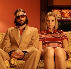 The Royal Tenenbaums. Retro sportswear with just the right level of aloof