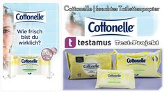 Cottonelle | feuchtes Toilettenpapier - Susi und Kay Projekte Über das #Testportal #Testamus durften wir #FeuchtesToilettenpapier von #Cottonelle testen. In unserem #Testbericht findet ihr noch mehr Infos zum #Test