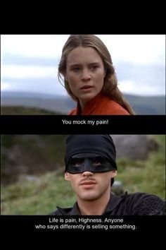 The Princess Bride.