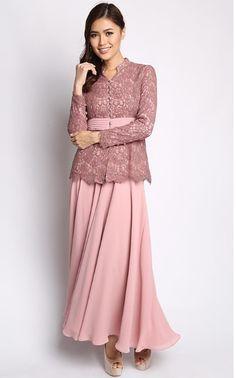 100% polyester abaya arabic robe Baju Kurung