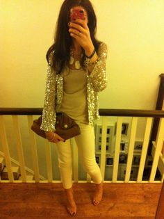 2608c2a260d Skinny white jeans for the evening Dress Up Jeans