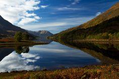 On my way here!    Glen Coe, Scotland, UK ~ Paul Steele