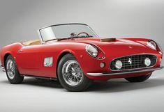 Ferrari 250 GT SWB California Spider, 1961. #ferrari #italiandesign