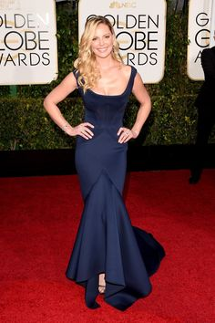 Pin for Later: Golden Globes 2015: Tous les Looks de la Soirée Katherine Heigl