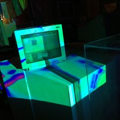 technocolor // techno - installation at @MONDO BY THE ROOFTOP