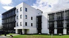 Renovation Office Building Belgium | Europanels